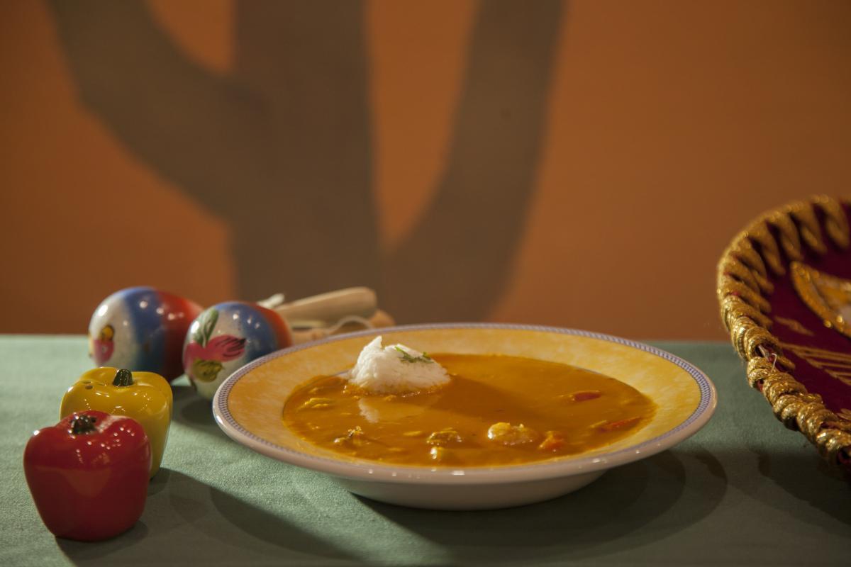Soup Yucatan
