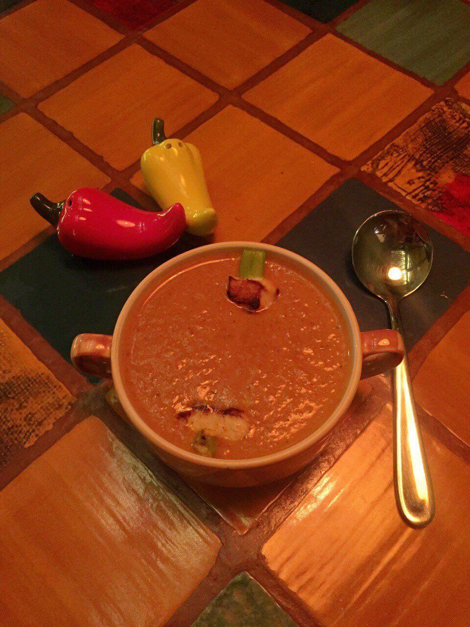 tikka soup